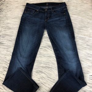 Citizens of Humanity Dita petite bootcut jean 27S